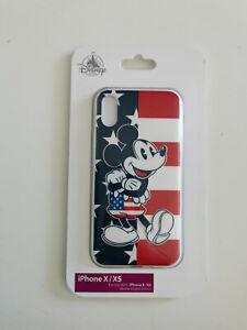 Coque pour IPhone X/Xs Disney mickey américain