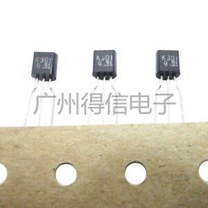 10pcs-2SK301Q-K301-New-Matsushita-FET-Laser-Word-Taping-TO-92