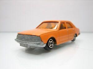 Diecast-Norev-Mini-Jet-Renault-18-GTS-1-60-in-Orange-Very-Good-Condition