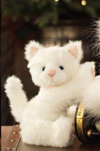 CHARLIE BEARS - - - SNOWDROP KITTEN - WINTER WONDERLAND COLLECTION e2285d