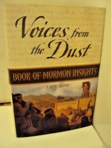 Voices-from-the-Dust-Book-of-Mormon-Insights-by-S-Kent-Brown-LDS-BOOKS