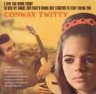 Love You More Today/To See My Angel Cry by Conway Twitty (CD, Nov-2009, Poker)