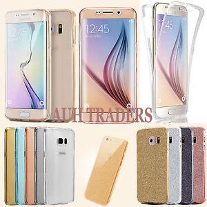 LUSSO-Ultra-Sottile-Antiurto-Paraurti-Custodia-Cover-per-Samsung-Galaxy-S7-S8-PLUS-S9