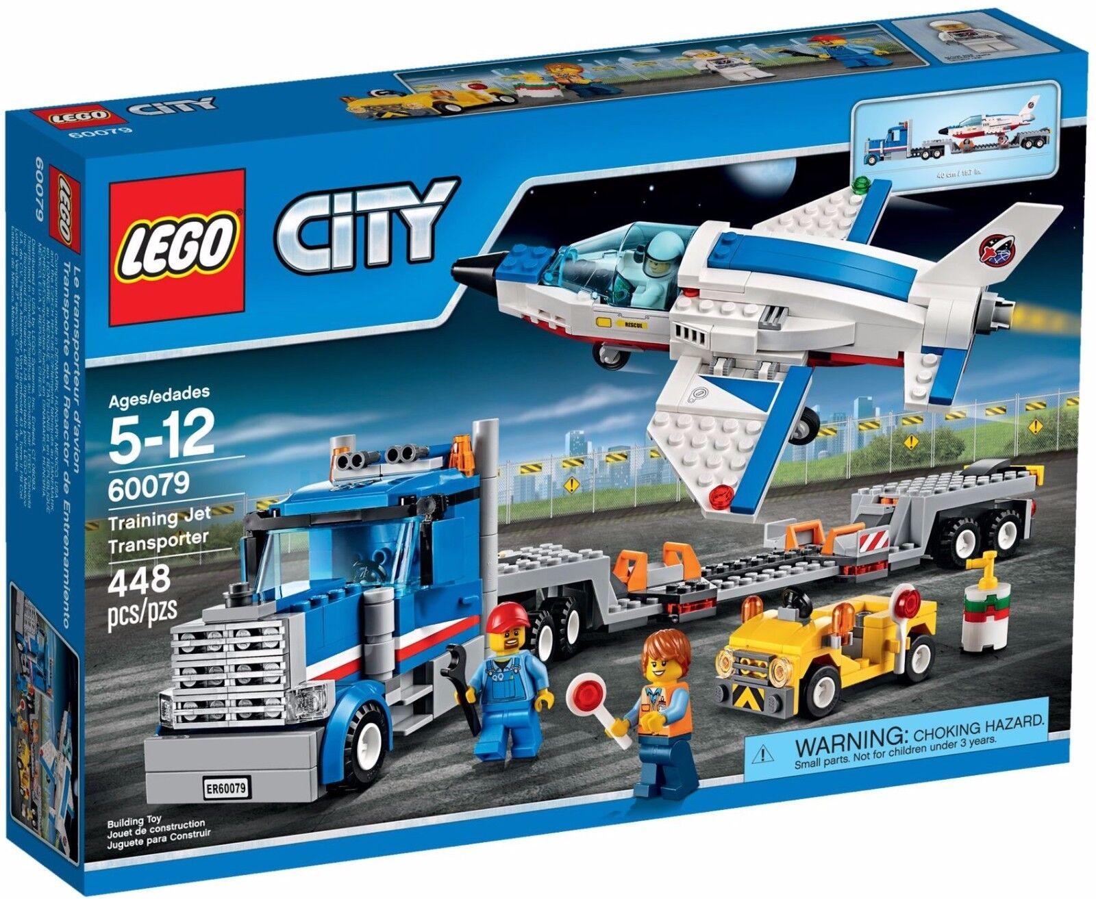 LEGO City Training Jet()(Retired 2015)(Rare)(NEW)