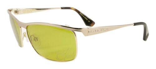 7abe181638 Flys Nuevo Lentes Gafas Polarizado Black 1ST de Sol Clase Amarillo Oro  Shiny Fly q5pB56