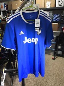 Nike Adult Size Xl Juventus Blue Away Kit Shirt Camiseta Jersey Trikot Nwt Ebay