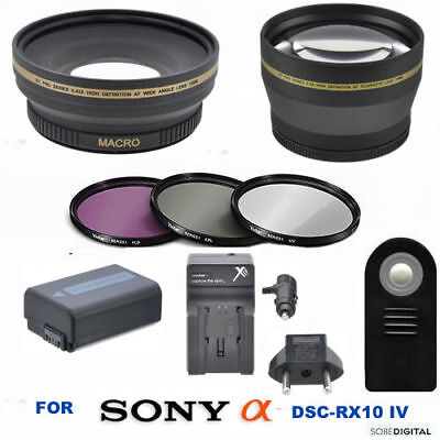 Rubber Collapsible Design Lens Shade for Sony Cyber-Shot DSC-RX10 IV 72mm