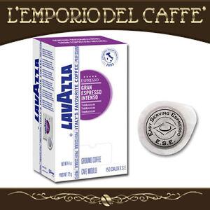 Caffe-Lavazza-Miscela-Gran-Espresso-Intenso-300-cialde-Ese-44-Tostatura-Scura