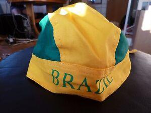 "-> Bandana ""BRASIL"" ***NEU*** <-"
