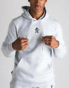 Gym-King-Mens-Hooded-Pullover-Overhead-Designer-Basis-Hoodie-Sweatshirt-Hoody