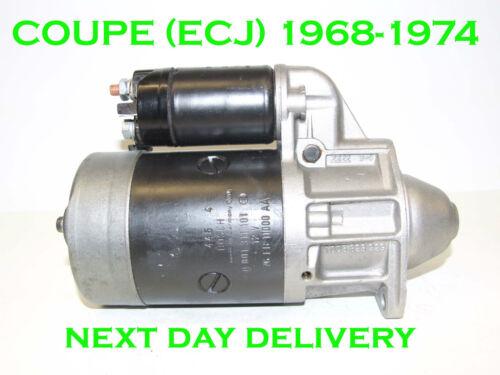 ECJ 1968 1969 1970 1971 1972 1973 1974 STARTER MOTOR FORD CAPRI  COUPE