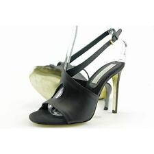 Stella McCartney Pamir Women US 8 Black Slingback Heel Pre Owned  1656