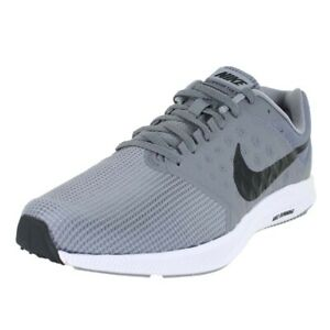 51f331c47736c NIKE DOWNSHIFTER 7 STEALTH BLACK COOL GREY WHITE 852459 009 MENS US ...