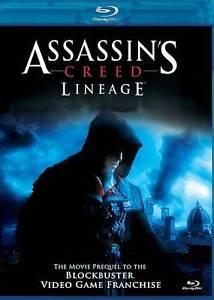 Assassin-s-Creed-Lineage-Blu-ray-DVD-Romano-Orzari-Yves-Simoneau