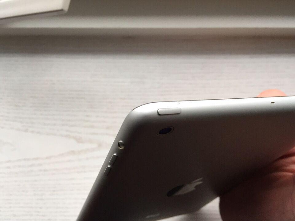 iPad mini, 32 GB, hvid