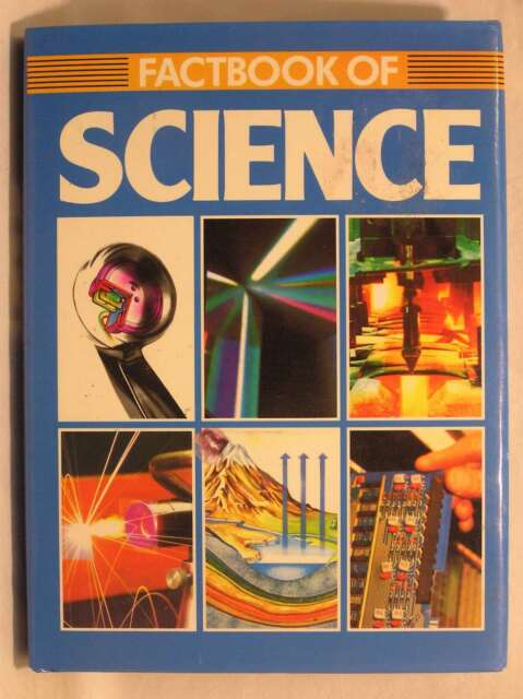 FACTBOOK OF SCIENCE., Dempsey, Michael, W., Excellent Book