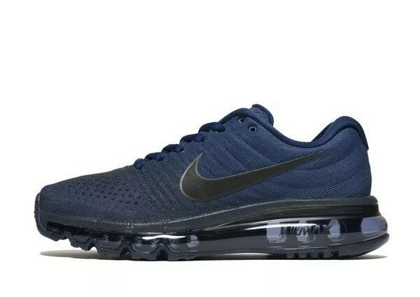 1b4ef0819a Nike Air Max 2017 Junior - NIB Navy Blue (US) 5.5 running athletic shoes