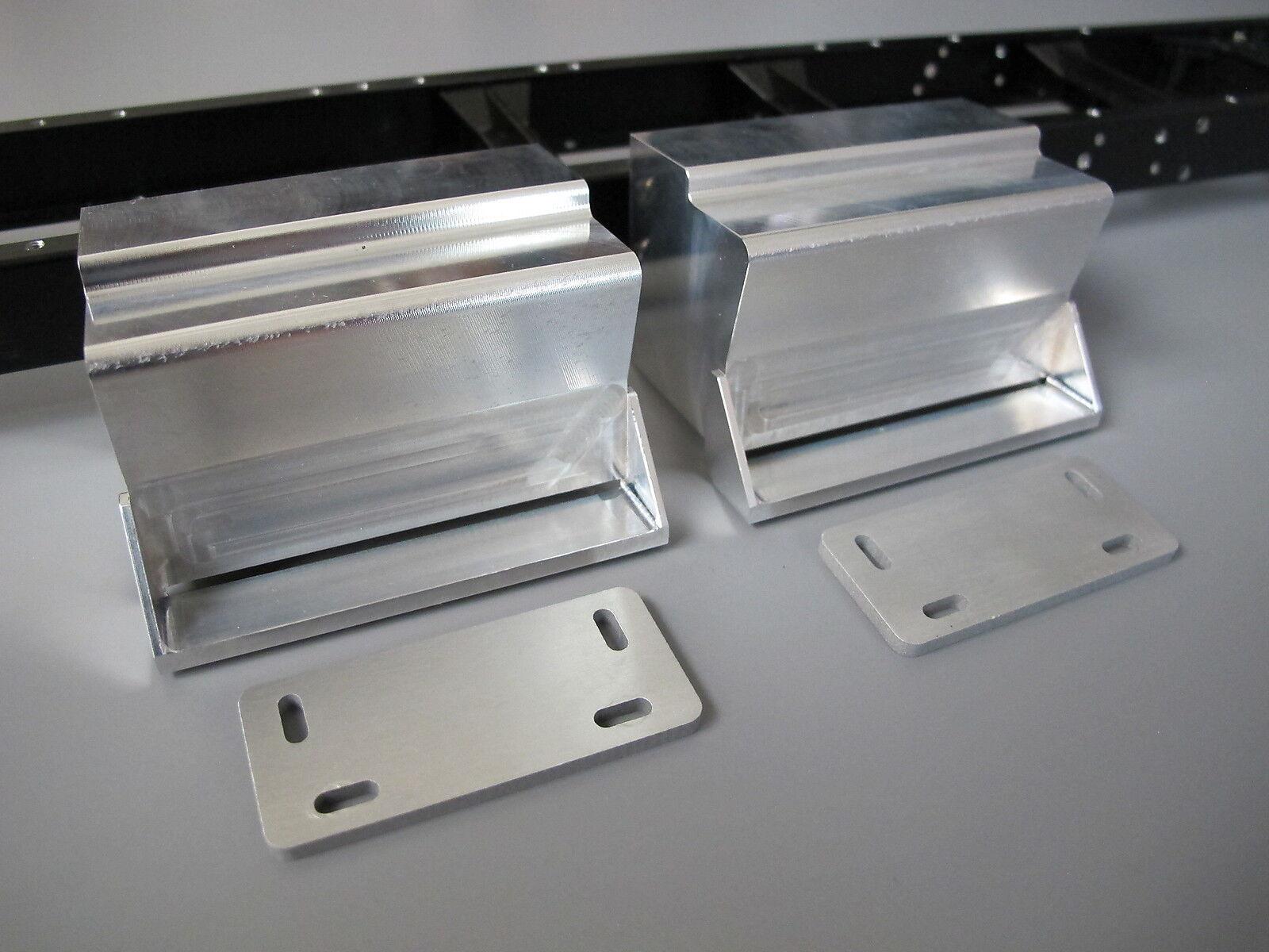 Eget Aluminium Tamiya RC 1 14 Halvdragare King Hauler Angle Side Steg