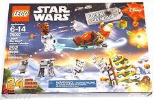 2015 LEGO Star Wars Advent Calendar 75097 reindeer R2-D2 Santa C-3PO jawa ewok