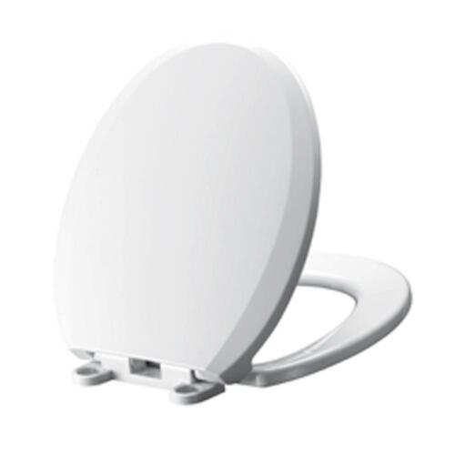 american standard cadet3 round front slow close toilet seat