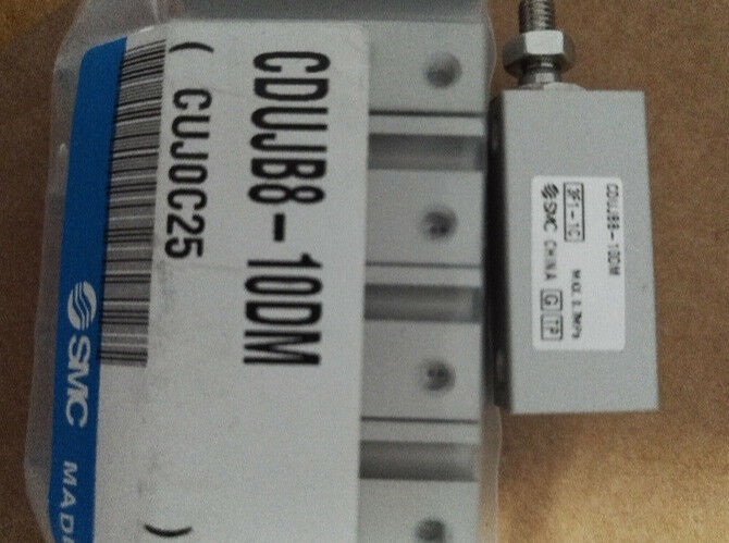 Fst  CDUJB8-10DM CDUJB810DM 1PC New SMC air cylinder free shipping