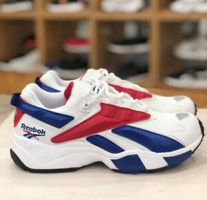 Details about Reebok Interval INTV OG 96 Shoes Sneakers FV5520 White Royal Scarlet