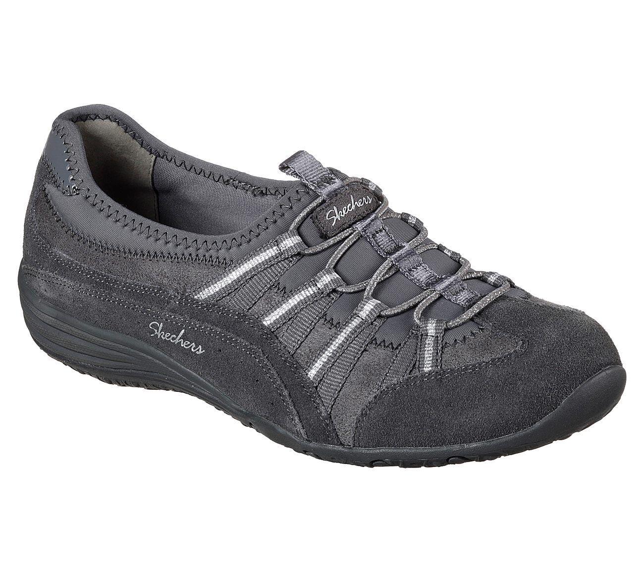 Skechers Unity - strahlend Trainers Damen klassisch Memory Foam Flache Schuhe