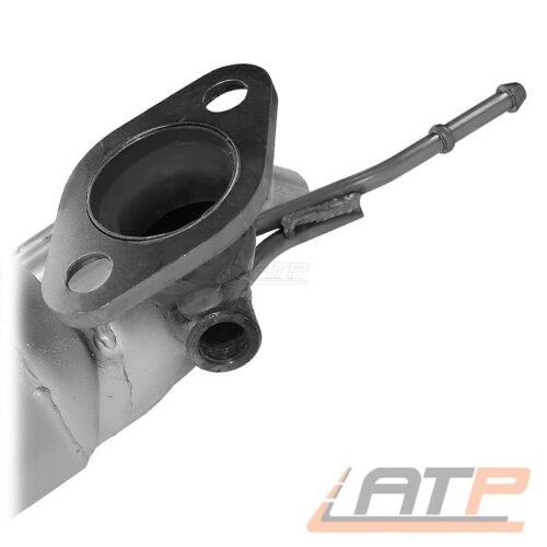 KATALYSATOR KAT SMART FOR-TWO 451 1.0 Turbo BJ AB 07