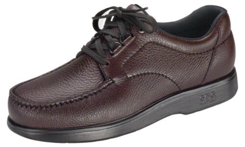 SAS Men/'s Shoes Bout Time Cordovan 14 W Wide FREE SHIPPING New In Box Save Big $
