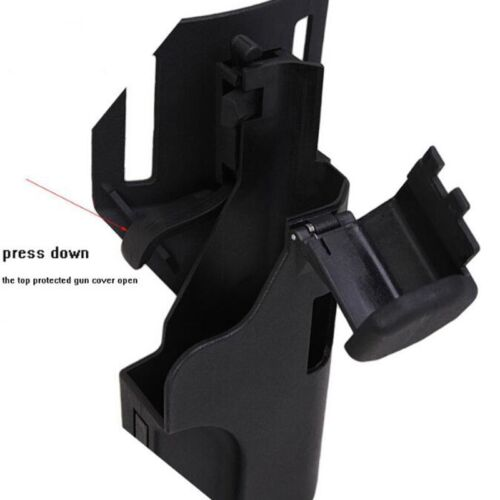 Hunting Gun Holster Tactical Quick Release Paddle Hard Holster for Glock Series