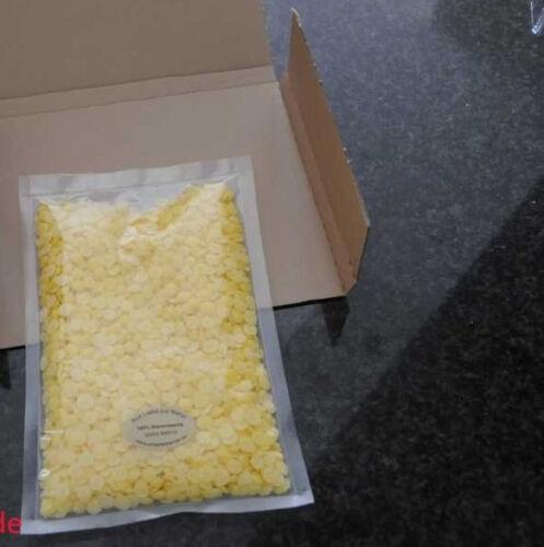 Abeilles Cire Pastilles 100/% Pure Cire Bougies coulée Bricolage Fabrication