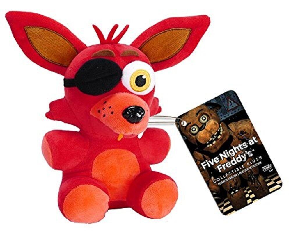 Five Nights at Freddy's 15  Red Foxy Plush-FNF 15  Foxy Plush-Brand New