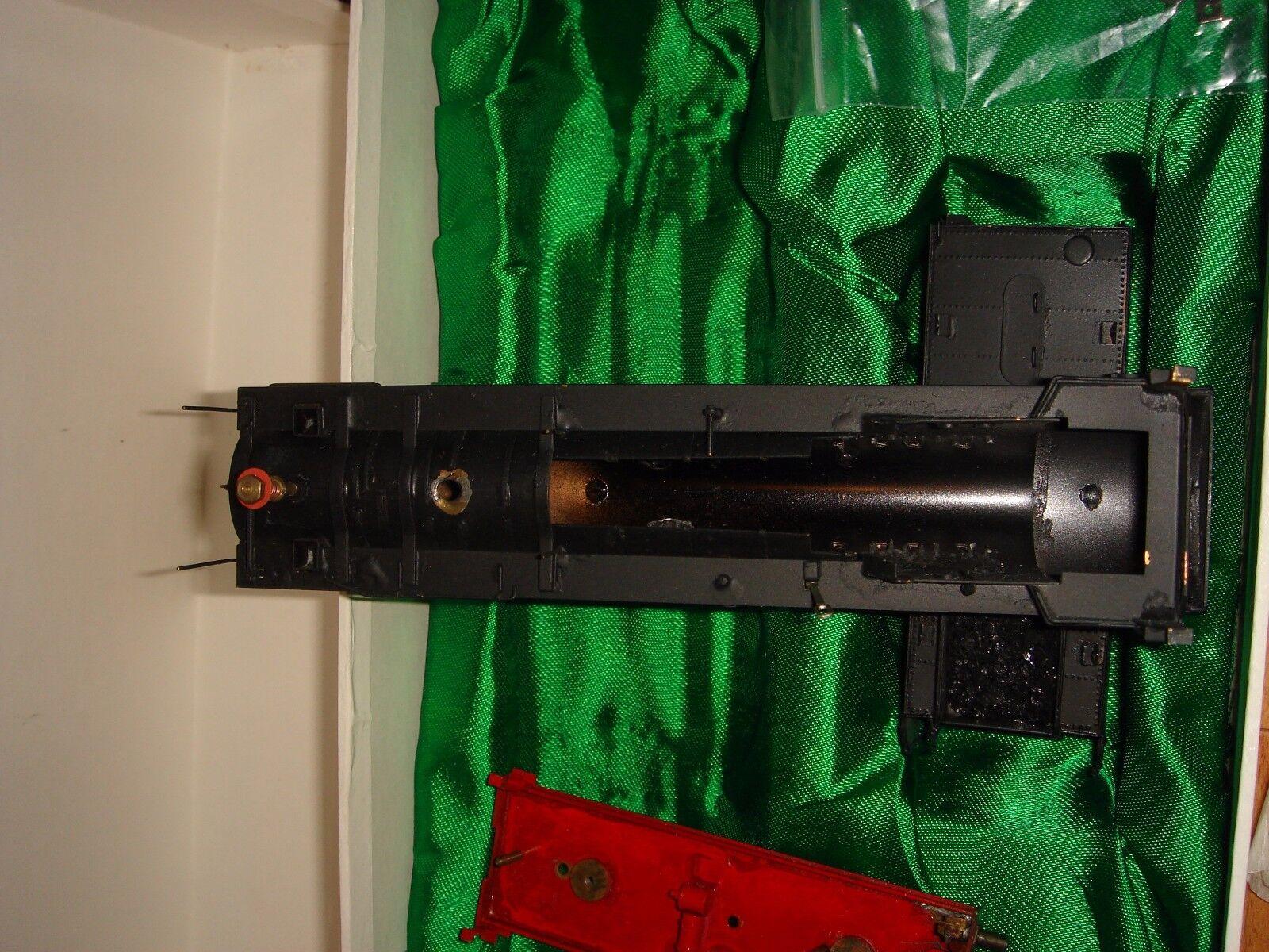 Ferrovia FULGUREX ® h0 h0 h0 in puro vapore Live SUPER RARO KIT in ottone 2450,00 EURO b371ba