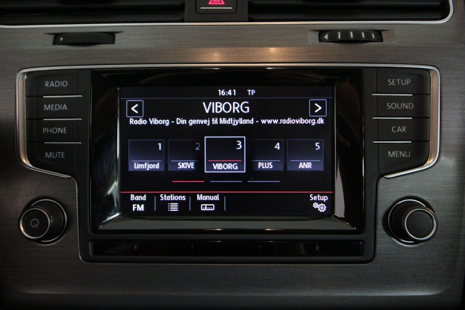 VW Golf VII TDi 150 Comfortline BMT