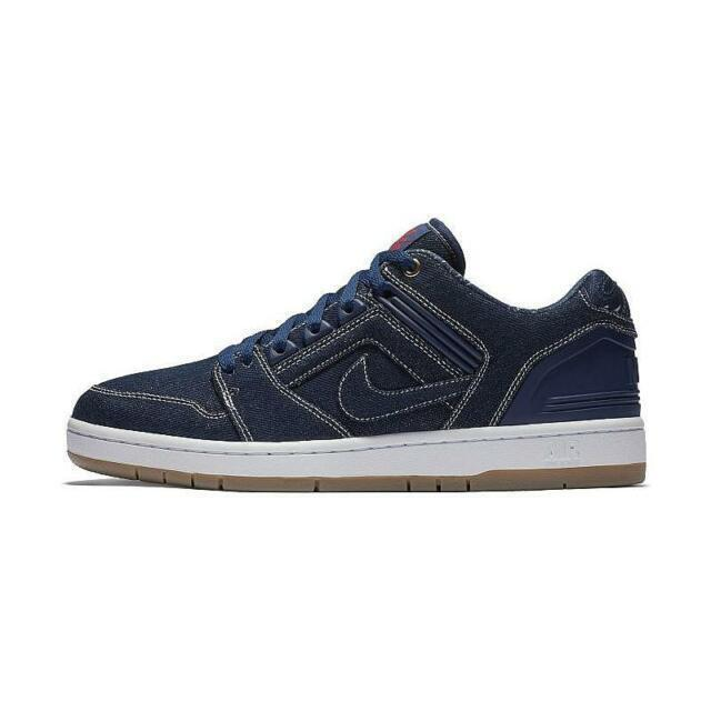 Nike SB Air Force 2 Denim QS