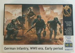 German-Infantry-WWII-era-Early-period-Master-Box-Nr-MB35177-1-35