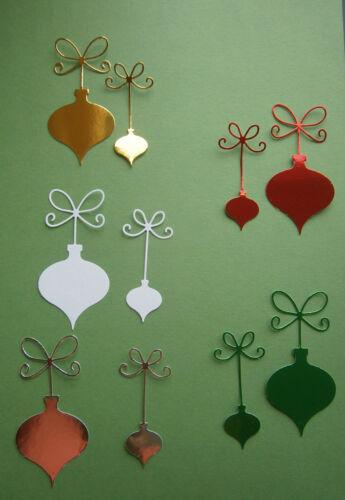Prescious Ornamento dado corta x 20