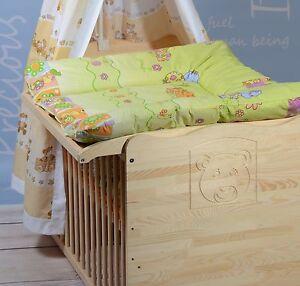 wickeltisch wickelbrett wickelauflage gitterbett babybett 60 120cm 70 140cm ebay. Black Bedroom Furniture Sets. Home Design Ideas