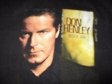 "2000 Hanes Label - DON HENLEY ""Inside Job"" Concert Tour (XL) T-Shirt THE EAGLES"