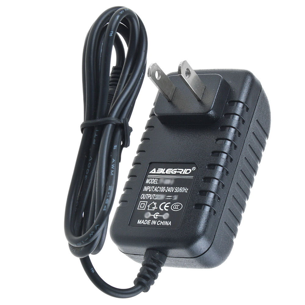 AC Home Adapter Charger for Tivax MiTraveler 7D8 7-Inch 8 GB Tablet Power Supply