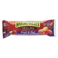 Nature Valley Granola Bars Chewy Trail Mix Cereal 1.2oz Bar 16/box Sn1512 on sale
