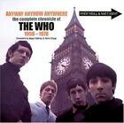 Anyway, Anyhow, Anywhere : The Complete Chronicle of the Who, 1958-1978 by Matthew Kent and Andrew Neill (2002, Hardcover)
