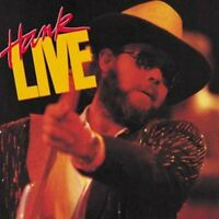 Hank Williams Jr. - Hank Live [new Cd]