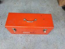 Ridgid Kollmann K 38 Electric Drain Cleaning Machine Corded Drill Tool Box