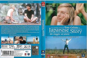 JAPANESE-STORY-UN-VIAGGIO-UN-AMORE-2003-dvd-ex-noleggio