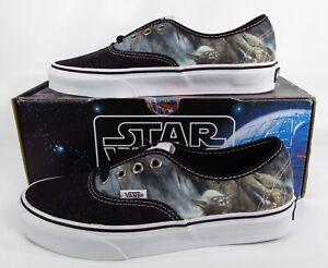 zapatillas vans star wars