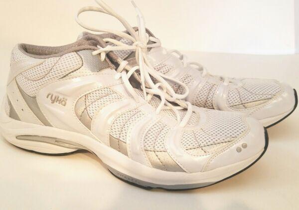 729440912418 OrthoLite Flex Zone Ryka Tennis Shoes Tennis Shoes Womens Size 9.5