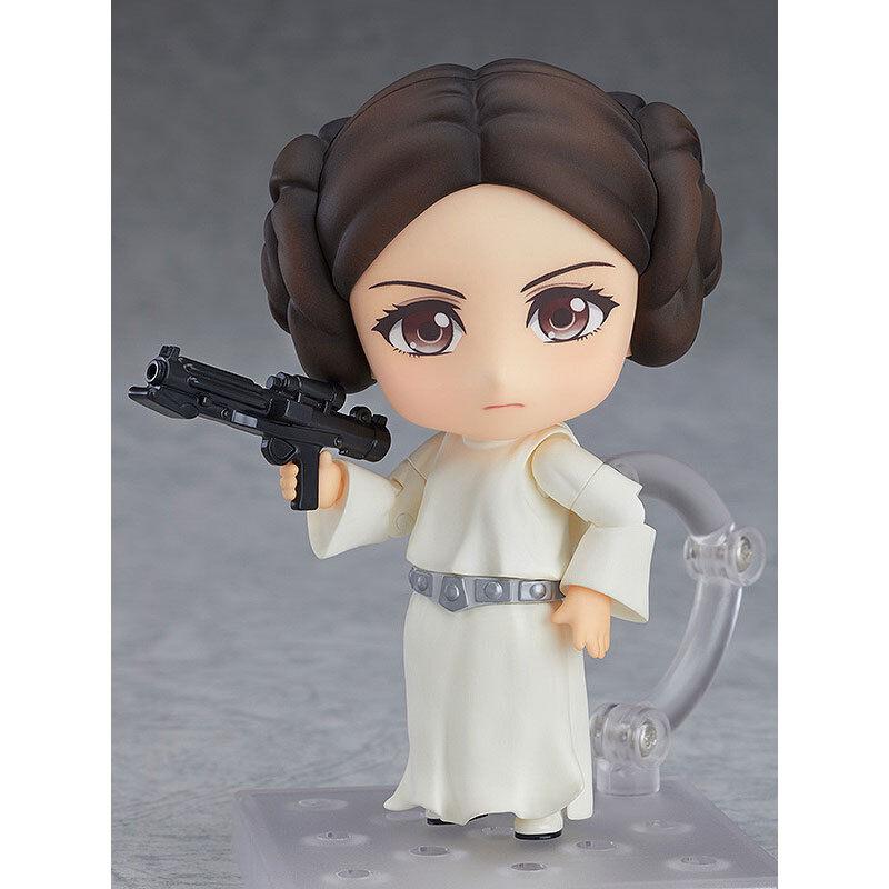 Star Wars NendGoldid Mini Action Figure - Princess Leia (A New Hope)
