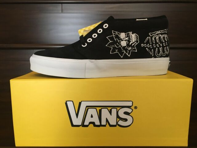 Sample Vans X Simpsons X Neckface Chukka Sz 10 5 Supreme Wtaps For Sale Online