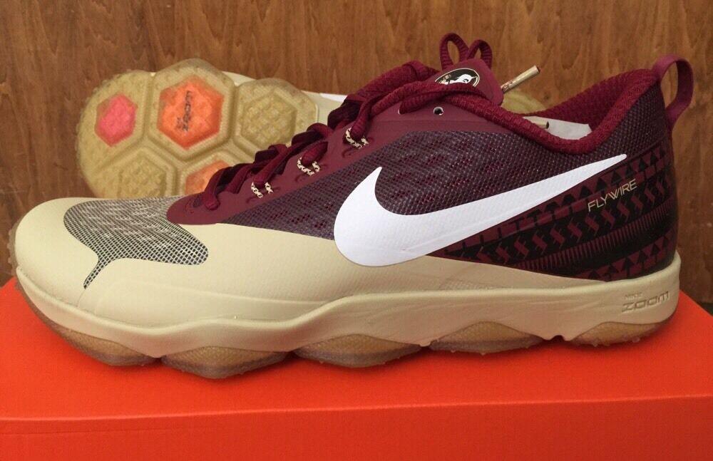 Nike zoom hypercross tr amp florida seminoles pe college fsu Uomo